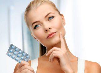Месячные во время приема контрацептив