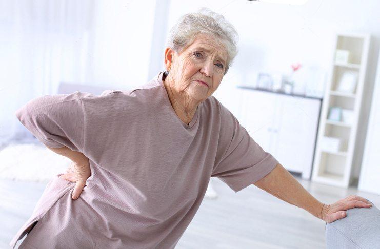 Боль в спине в постменопаузе