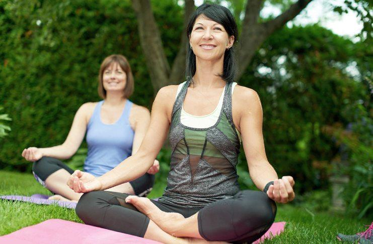Йога и климакс