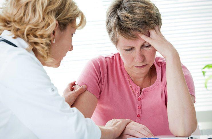 Симптомы фибромы матки при климаксе фиброматоз матки в менопаузе