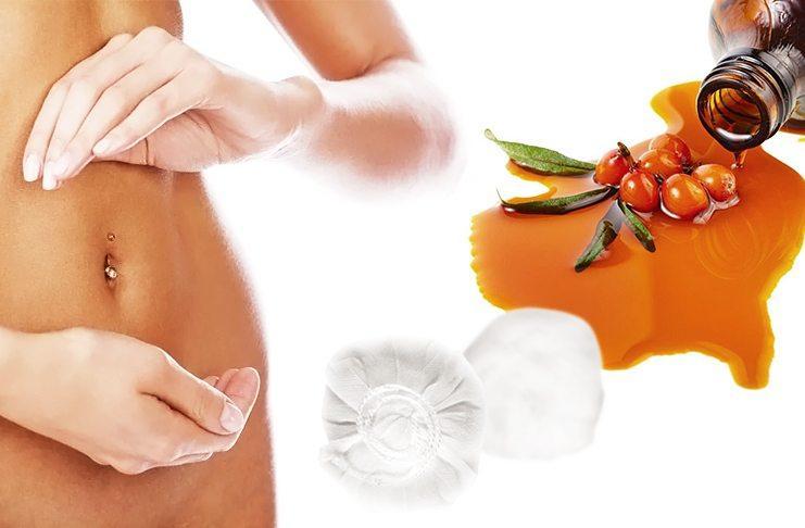 Тампоны с облепиховым маслом: как делать (отзывы врачей и пациентов)