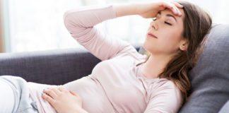 Коричневые выделения на раннем сроке беременности