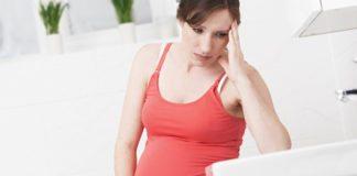 Выделененя при эрозии во время беременности