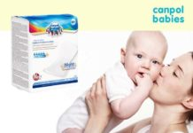 Послеродовые прокладки Canpol Babies
