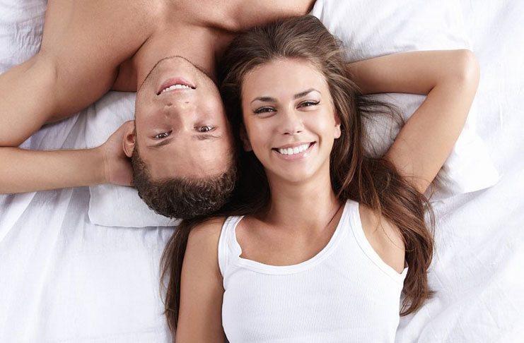 В о время секса во влагалище хлюпает