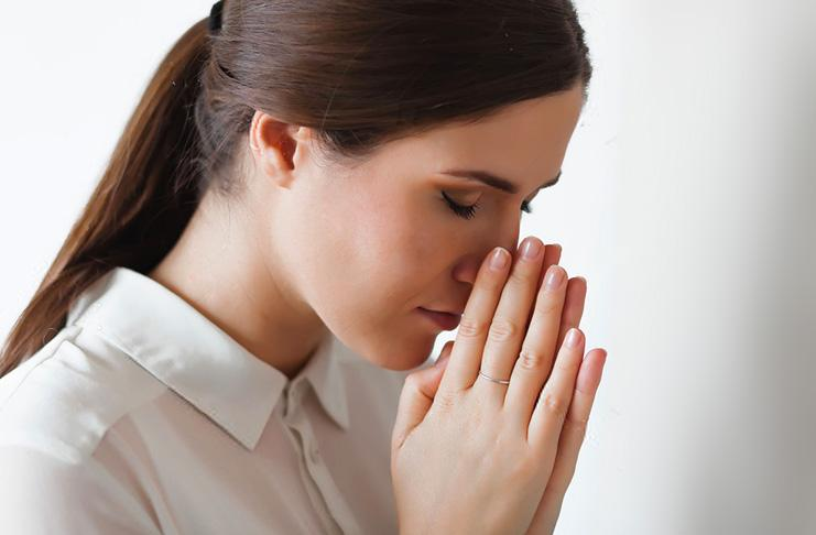 Молитва на месячные