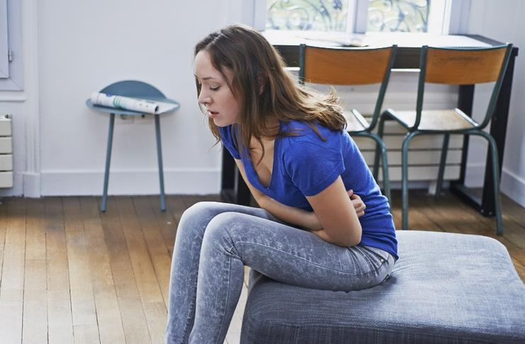 Сколько дней длится менструация 6