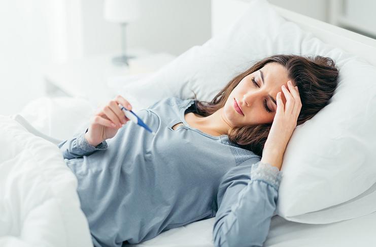 Базальная температура на раннем сроке беременности
